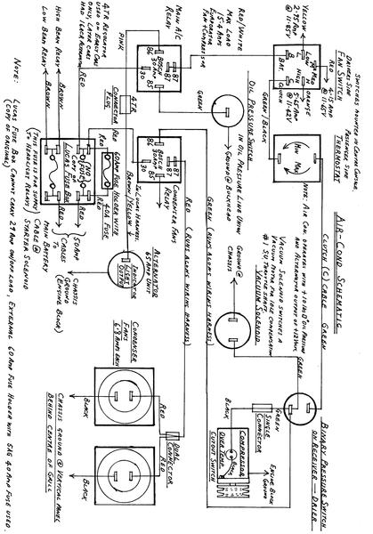 Air_Conditioning_Wiring_Schematic. air conditioning the mgc gt, mgb gt mgc forum mg experience mgc 100 murphy wiring schematic at edmiracle.co