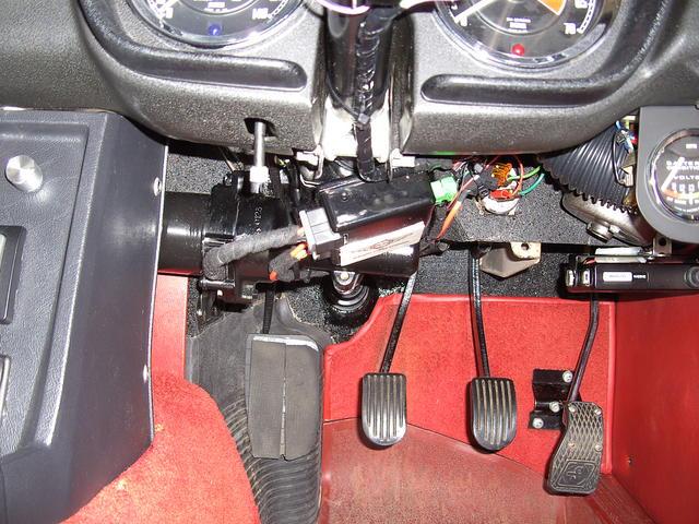 MGOC power steering upgrade : MGC Forum : MG Experience