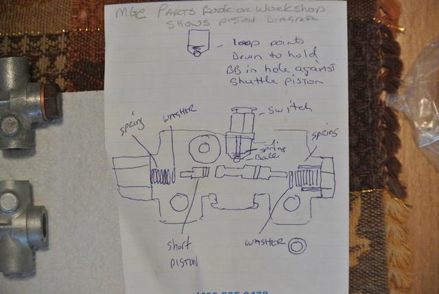 Brake Proportioning Valve Stuck (?) (Page 4) : MGC Forum