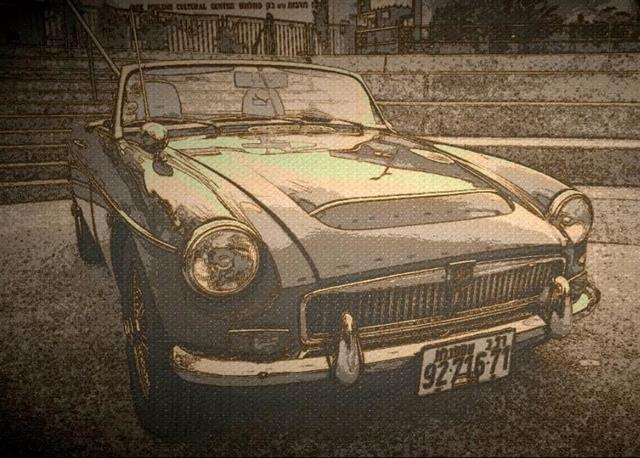 What did you do with your mgc today page 75 mgc forum for Garage millo nice