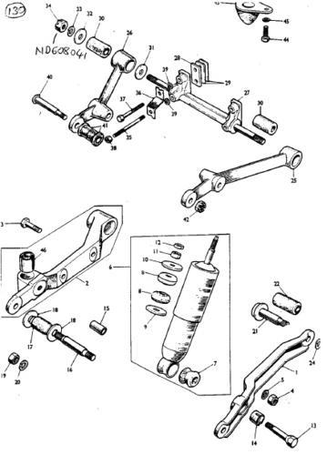 C Front Suspension Rebuild Page 3 Mgc Forum Mg Experience