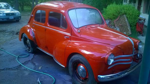 renault 4cv i need parts other vehicles mg experience forums rh mgexp com Renault Caravelle 1961 Renault Dauphine