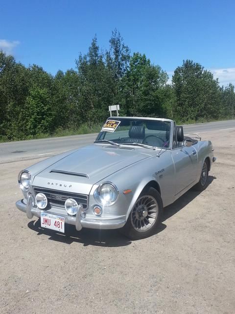 Neighbor's Datsun Roadster (Page 2) : Other Vehicles : MG Experience