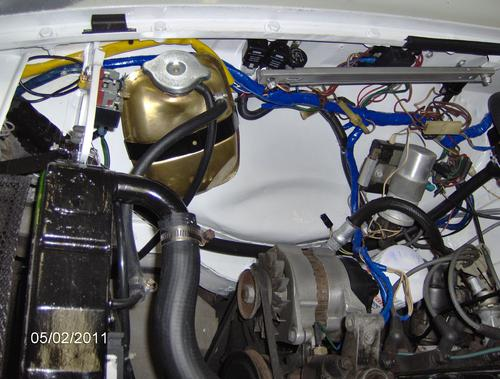 Wiring harness re-wrapping : MGB & GT Forum : MG Experience Forums