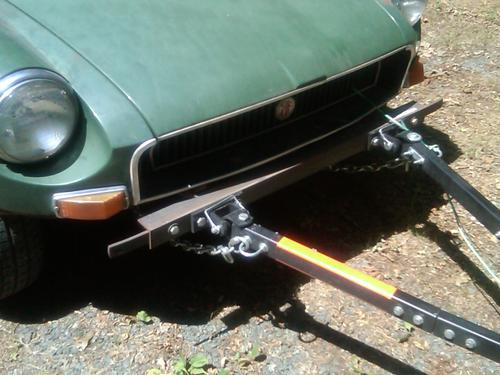 Very pity mg midget tow bar apologise