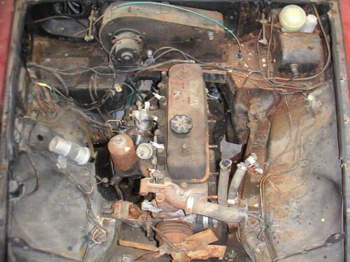 Mgb Brake Line Routing : Mgb brake line routings gt forum mg