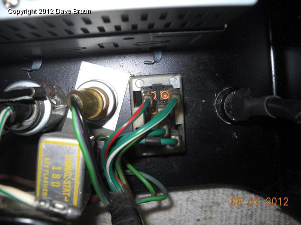 mgb hazard switch wiring 1992 mustang hazard switch wiring diagram