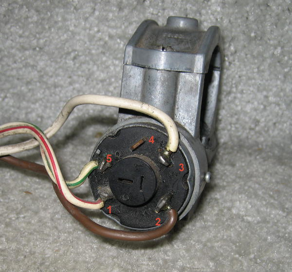 replacement ignition switch