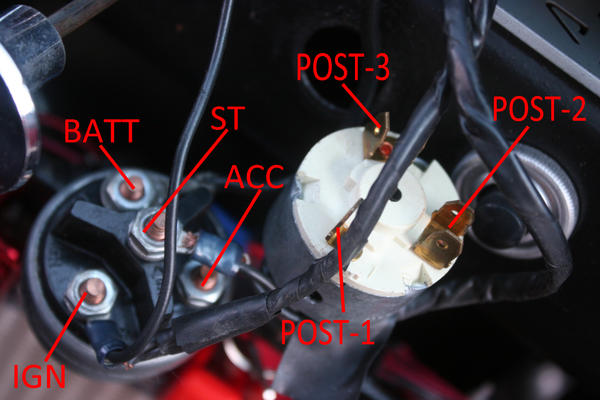 Need Help Installing New Ignition Switch  Different And