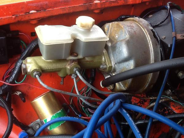 1978 bgt brake servo question update with photo    mgb  u0026 gt forum   mg experience forums   the