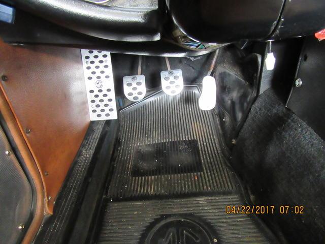 Ceres Motorsports Dead Pedal Mgb Amp Gt Forum Mg