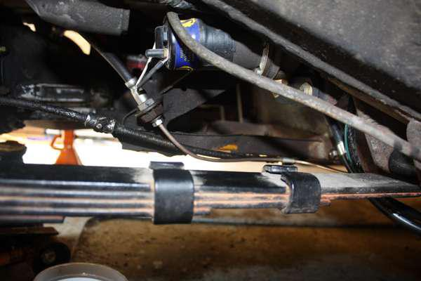 Proper Fuel Line Routing   Mga Forum   Mg Experience