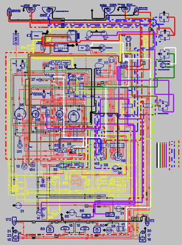 Wiring Diagram For My 74   Mg Midget Forum   Mg Experience