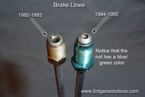Brake Line Flare : Brake clutch line bubble flare explain mg midget