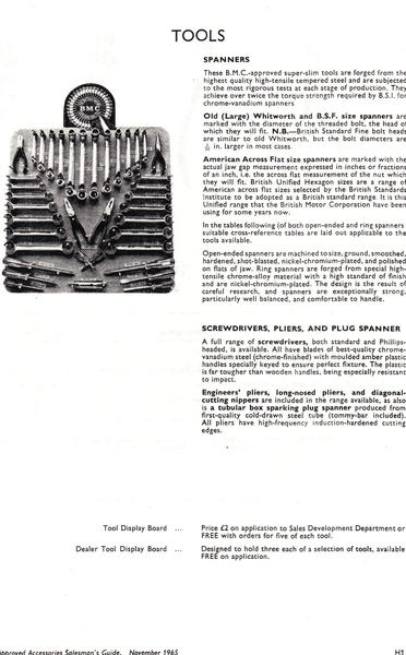 Original MGB Modifications: It Was Done Back Then (Page 30