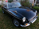 Steve S 1965 MG MGB Black
