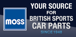 Moss Motors is Your Source for British parts