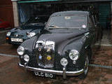 Andy Dear 1957 MG Magnette ZB Twilight Grey GR9