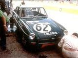 1967 MG Works MGB GT Racer