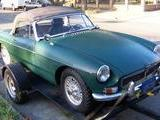 Bill Glatzel 1967 MG MGB MkI brg