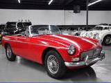 Don Bunasky 1967 MG MGB Tartan Red