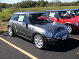 Phil Arty Williams 2005 Mini Cooper S Grey