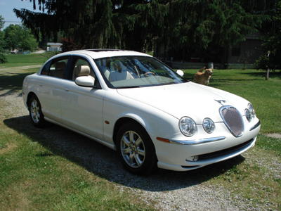 2003 Jaguar S Type