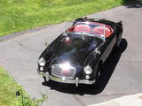Ed Kelly 1960 MG MGA 1600 Black