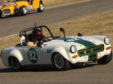 Steve Jones 1973 MG Midget MkIII Nurburg White
