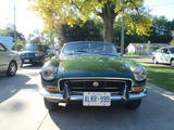 Neil R 1971 MG MGB MkII British Racing Green