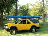 Neil R 2004 Chevrolet Blazer Yellow