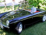 al c 1963 MG Midget MkI black