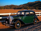 Steve S 1953 MG YB Black Green