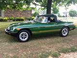 Bob Hill 1979 MG MGB Brookland green