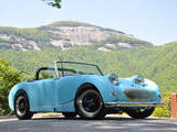 David Harrison 1960 Austin Healey Sprite Bugeye Speedwell Blue