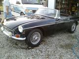 Paul Carrillo 1964 MG MGB Black