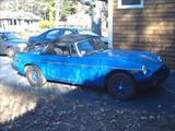 1977 MG MGB Blue Richie C