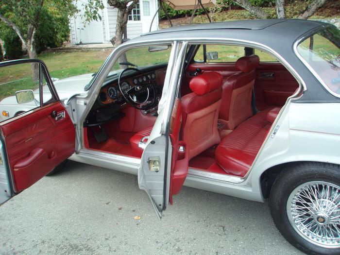 1971 Jaguar Xj6 Series 1 1l62778bw Registry The Mg