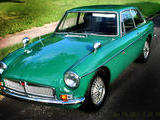 1967 MG MGB GT Special