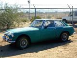 1967 MG MGB GT Special BRG Mike C