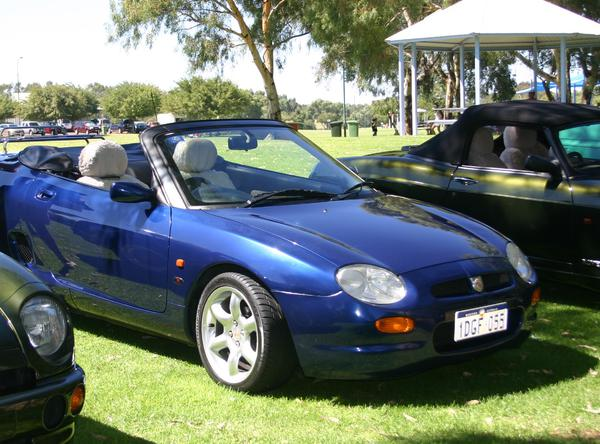 Buy Car Perth >> 1999 MG MGF (SARRDWBGBXD503378) : Registry : The MG Experience