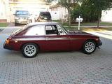 1974 MG MGB GT Special Damask Red Gerry Di Piero