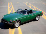 1978 MG MGB Brookland Green Scott Ring