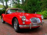 1960 MG MGA Red Marc Steve