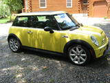 2003 Mini Cooper S Liquid Yellow Marc Meccia