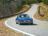1969 MG MGC GT Mineral Blue Jeff Jarrett