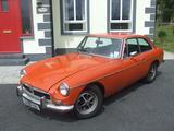 1974 MG MGB GT Tahiti Blue Andrew J