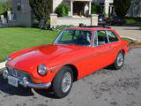 1974 MG MGB GT Red Alan Vinegar