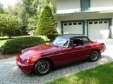 1979 MG MGB Red Paul PaulD