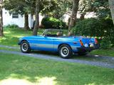 1979 MG MGB BLUE Sherry Castone